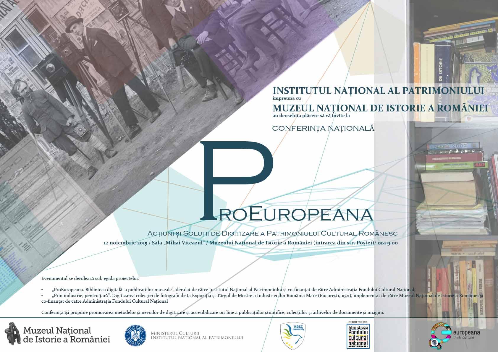 Afis_PRO-EUROPEANA